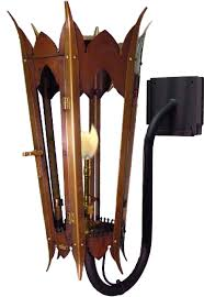 French Quarter Gas Lanterns by Furniture Copper Bevolo Gas And Electric Lights For Wall Lighting