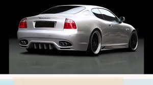 maserati 2004 maserati tuning body kits youtube
