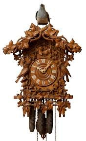 Weird Wall Clocks by Not Your Grandma U0027s Cuckoo Decapitating Rat Eating Clocks Of The