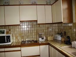 peindre carreaux cuisine relooker cuisine un peu vieillotte décoration conseils déco choix