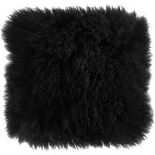 Modern Black Decorative Throw Pillows
