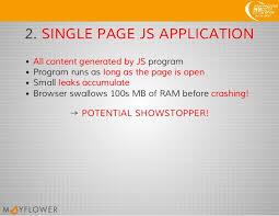 plugging holes u2014 javascript memory leak debugging