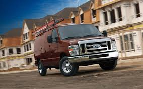 full size vans by the numbers truck trend
