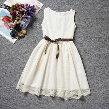 aliexpress com buy cool summer solid bow toddler lace dress
