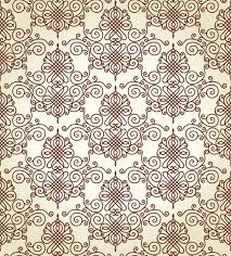 set of seamless ornament pattern design vector 05 welovesolo