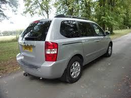 2007 kia sedona 2 9 crdi ls 11 mths mot turbo diesel 7 seater in