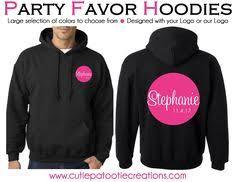 bar mitzvah favors sweatshirts party favors sweatshirts bat mitzvah