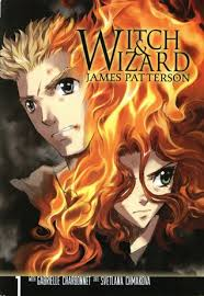 witch wizard the manga vol 1 by james patterson