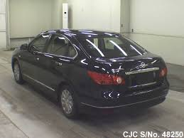 2011 nissan bluebird sylphy black for sale stock no 48250