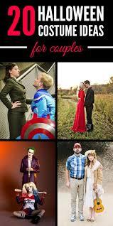 Easy Couple Halloween Costumes Top 20 Couples Halloween Costume Ideas Society19