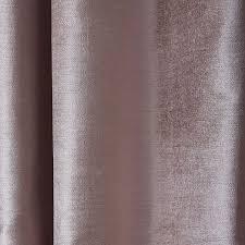 Dusty Curtains Cotton Luster Velvet Curtain Dusty Blush West Elm