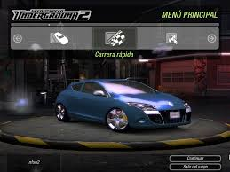 renault clio v6 nfs carbon need for speed underground 2 cars by renault nfscars