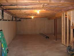 Average Cost For Finishing A Basement Basement Refinishing Systems Finishing Concrete Basement Walls