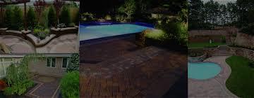 a backyard over haul from highland ny we used rosetta hardscapes