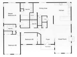 3 bedroom ranch floor plans 3 bedroom ranch house plans pic evening ranch home