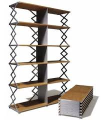 Folding Bookshelves - innovative folding furniture thut mobel makes a range of modern