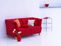 Two Seaters Sofa Sofa Red Sofa Living Room Red Leather Sectional Sofa Small Two