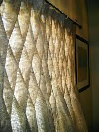 Grommet Burlap Curtains How To Make Burlap Curtains 100 Images Diy Burlap Kitchen