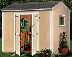 How To Build A Easy Shed by Amazon Com Shed 10 X 8 Paper Plans So Easy Beginners Look Like