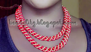 beading necklace lengths images Beadglitz tutorial four line spiral jpg