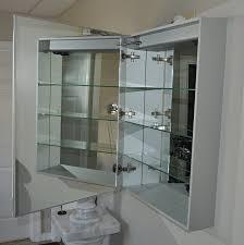 amazon com lighted medicine cabinet 24