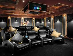 Home Theater Decor Pictures Basement Home Theater Design Ideas Of Nifty Decorations Attractive