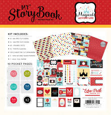 Pocket Pages My Storybook Products Echo Park Paper Co