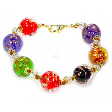 murano glass beads bracelet images Venetian murano glass bracelet handmade jewelry from venetian jpg