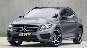 crossover mercedes mercedes gla crossover 2013 at frankfurt motor by car magazine