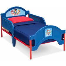 paw patrol plastic toddler bed walmart com