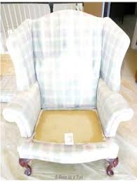 Painting Fabric Upholstery Paint A Fabric Chair Chalk Paint Paint Fabric And Annie Sloan