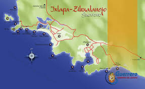 zihuatanejo map hotel capella ixtapa guerrero ixtapa zihuatanejo luxurious
