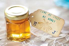 honey wedding favors honey wedding favours honey sourced from small uk honey producers