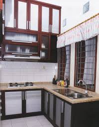 Kitchen Set Minimalis Untuk Dapur Kecil Desain Interior Dan Eksterior Design Dapur Design Interior