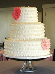 the pink icing wedding cake gallery stacked 3