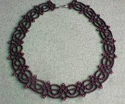 handmade necklace with beads images 1756 best jewelry bead weaving necklaces ropes etc images on jpg