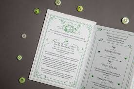 Wedding Itinerary For Guests Wedding Itinerary And Beer Mats To And Fromto And From