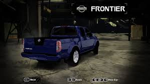 nissan frontier quatro rodas need for speed most wanted 2014 nissan frontier nfscars
