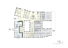 residential home floor plans elderly residential home atelier zündel cristea archdaily