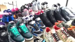 flea market finds 2 lebrons jordan 5 and 6s found featuring