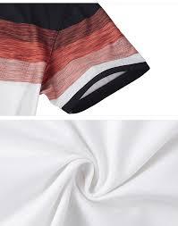 qipai summer mercerized cotton turn down collar polo shirt men u0027s