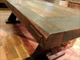 reclaimed wood dining room table dining room awesome rustic wood dining table and chairs rugged