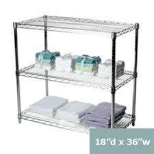 Bathroom Wire Shelving 18