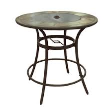 Bar Height Patio Furniture by Shop Patio Tables At Lowes Com