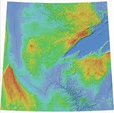 minnesota topographic map geology