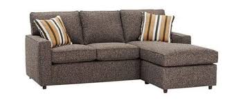 Sectional Sofa Chaise Lounge Apartment Sized Convertible Sleep Sofa With Chaise Lounge