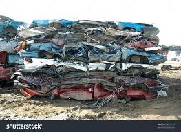 car yard junkyard damaged squashed cars junk yard stock photo 62574139 shutterstock