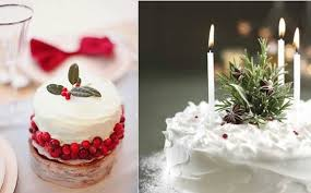 chic christmas cake decorating cake geek magazine