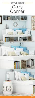 Corner Storage Units Living Room Furniture Using The Awkward Walls And Corners To Spruce Up Your Home