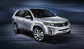 kia sorento mid life facelift for large suv photos 1 of 3